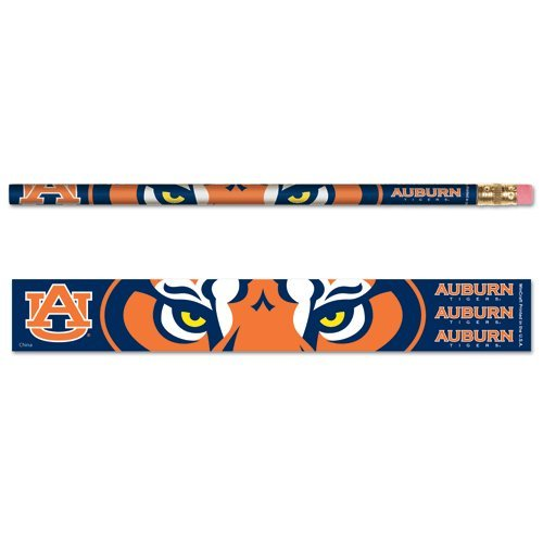 Auburn University Pencil 6-pack at Amazon.com