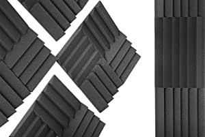 Auralex Studiofoam Designer Kit Charcoal Gray