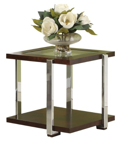 Cheap Acme 80037 Jae End Table, Espresso Finish (B00829ZP0Q)