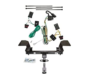 Class 2 Trailer Hitch & Wiring for 2000-2005 Chevy Impala