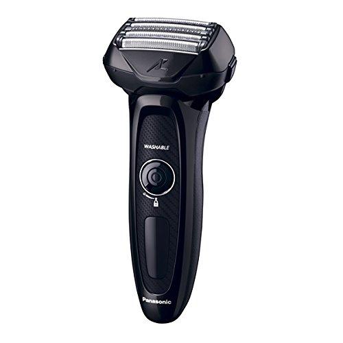 電動シェーバー パナソニック ラムダッシュ 5枚刃/肌に優しく、滑らかに深剃りする高級シェーバー