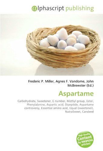 aspartame-carbohydrate-sweetener-e-number-methyl-group-ester-phenylalanine-aspartic-acid-dipeptide-a