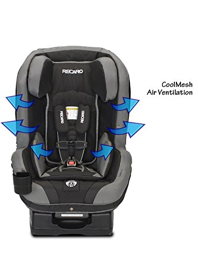 recaro 2015 performance ride convertible car seat haze vehicles parts vehicle parts accessories. Black Bedroom Furniture Sets. Home Design Ideas