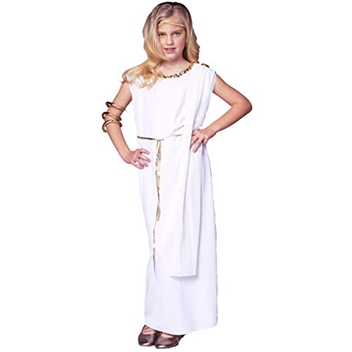 Child's Athena Halloween Costume (Sz: Medium 8-10)