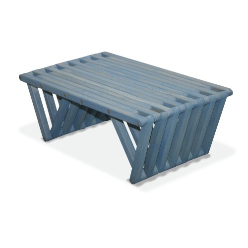 Glodea X36 Coffee Table, Sky Blue