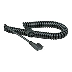 Nissin NPC300S Power Cord for Nissin Di866S and Sony HVL-F58AM