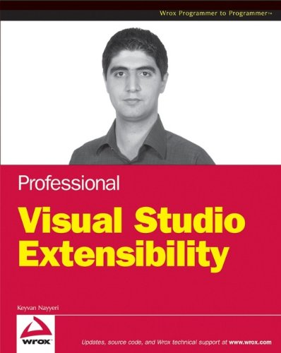 Professional Visual Studio Extensibility