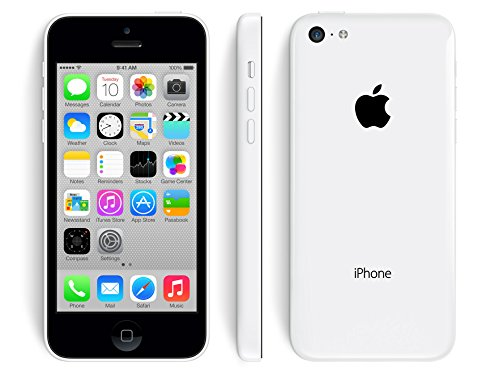 Apple iPhone 5C 16GB White - Unlocked Cell Phones