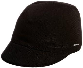 Kangol Headwear Women's Tropic Colette Sun Hat, Black ...