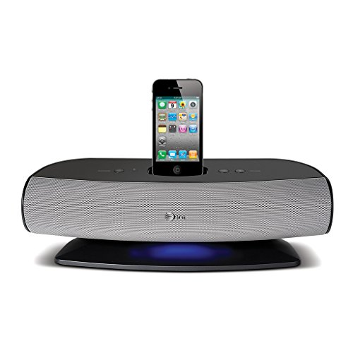 Songstream Wireless Bluetooth Speaker Dock For Iphone 4 4S/Ipod 30-Pin - Includes Remote & Free App By At&T