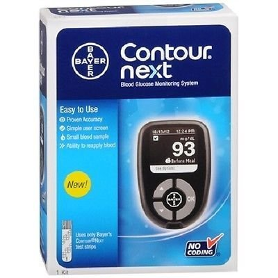 Bayer-Contour-Next-Blood-Glucose-Monitoring-System