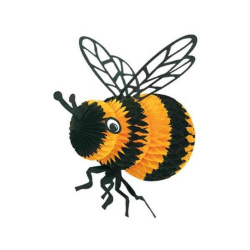 Tissue Bee Party Accessory (1 count)