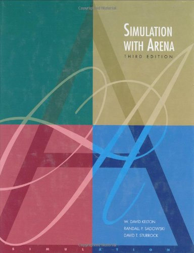 Simulation with Arena w/ CD-Rom