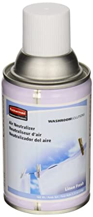 Rubbermaid Commercial Products FG401231 10-Piece Standard Aerosol Refill Preference Pack