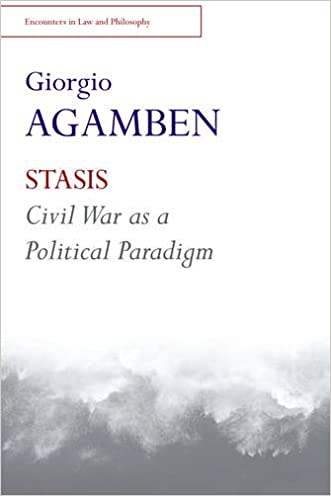 STASIS: Civil War as a Political Paradigm