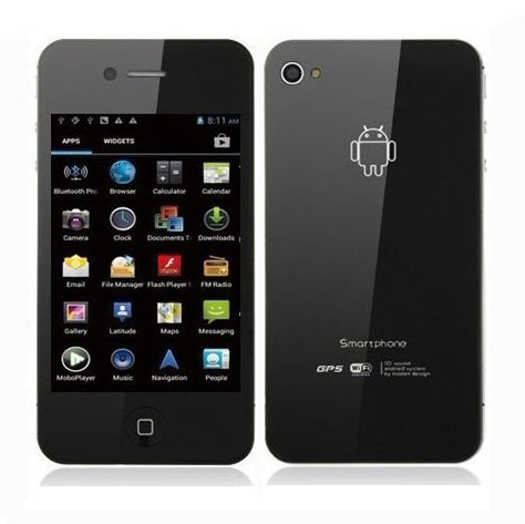 Link to STAR W007 3.5 Inch Capacitive Screen Cortex A9 1GHz Android 4.0 SmartPhone Dual SIM Dual Camera WIFI GPS Big SALE