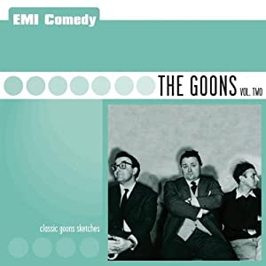 Freedb E60C3110 - The Goons / Eeh! Ah! Oh! Ooh!  Track, music and video   by   The Goons