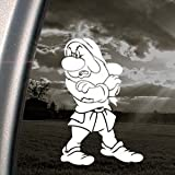 Grumpy Snow White And The Seven Dwarfs Decal Disney