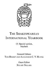 The Shakespearean International Yearbook: 13