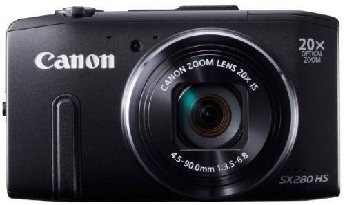 Canon デジタルカメラ Power Shot SX280HS G20 光学20倍ズーム PSSX280HS