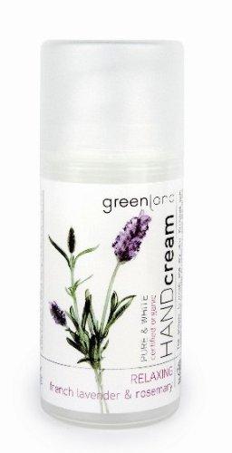 Greenland (Greenland) Rosemary Lavender hand cream - 0 - 100 ml