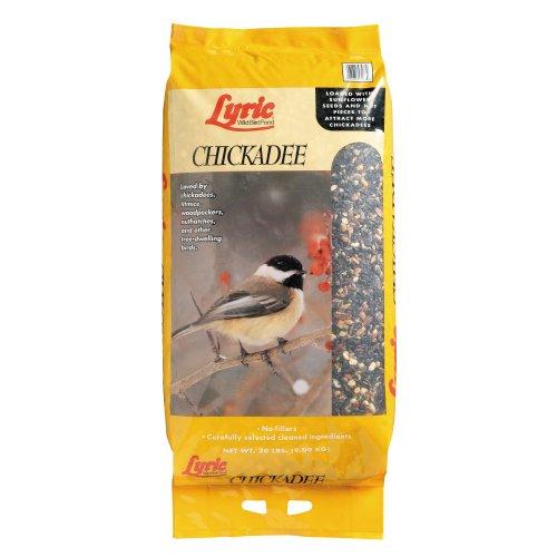 Lyric Chickadee Wild Bird Mix - 20 lb. bag (Bird Food Shelled Sunflower Seeds compare prices)
