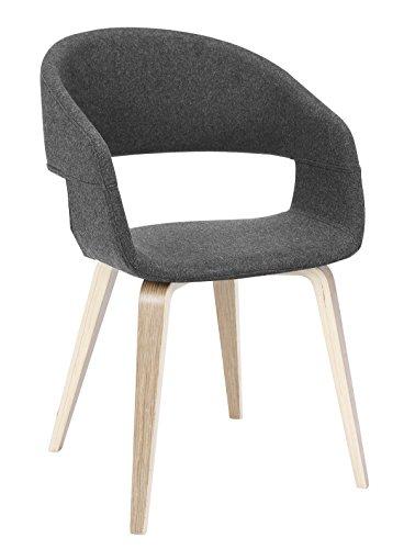 Luzern Stuhl (grau) by designbotschaft