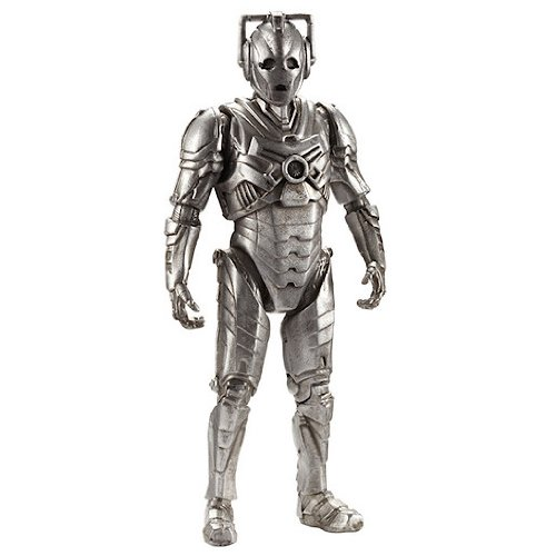 Figurine Doctor Who: Un Cyberman de 9,5cm, Doctor Who, Gadgets,  geek