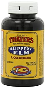 Slippery Elm Original 150 Lozenges