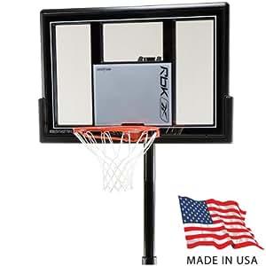 Amazon.com : Reebok RBK 51747 In Ground Basketball Hoops ...