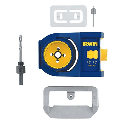 Door Lock Installation Template : Irwin industrial tools carbon door lock