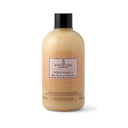 Fine Perfumed Line Bath Bagnoschiuma alla Vaniglia, 500 ml - 1 Unità