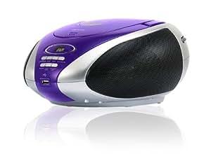 Scott B8VL Tragbare Stereoanlagen (CD-/MP3-Player,USB-Anschluss)