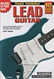 Cover art for  10 EASY LESSONS LEAD GUITAR DVD AND BOOKLET IN CASE