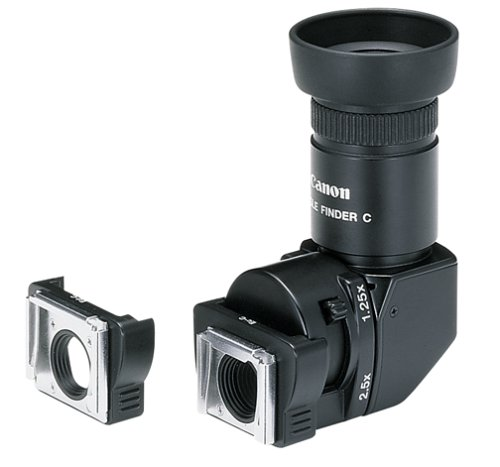 Canon Angle Finder C for Canon EOS SLR Cameras