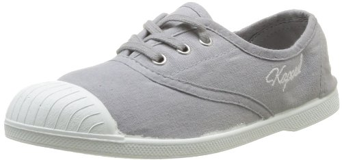 Kaporal Girls' Vickano Trainers Gray Gris (12 Gris R) 34