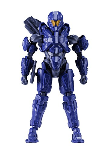 SpruKits Halo Spartan Gabriel Throne Action Figure Model Kit, Level 2