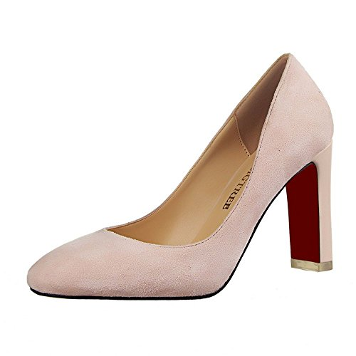 imaysontm-womens-sexy-elegant-rough-suede-platform-shoes-high-heels-cusp-pumps39-m-eu-85-bm-us-pink
