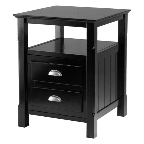 Winsome Timber Side Table