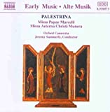 Missa Papae Marcelli & Missa Aeterna Christa Munera