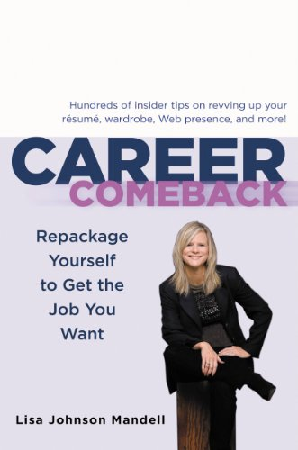 Lisa Johnson Mandell - Career Comeback