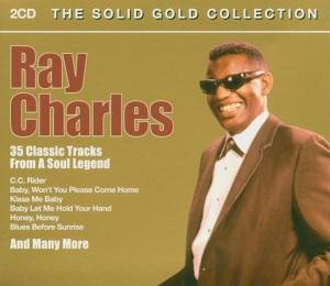 Ray Charles - The Solid Gold Collection (Disc 1) - Zortam Music