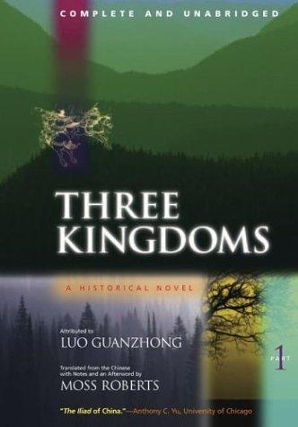 Three Kingdoms: A Historical Novel, Part 1