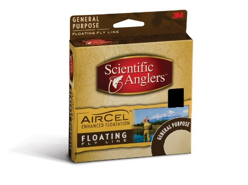 Scientific Anglers Scientific Angler Forward Green SZ8 Weighted Air Cel Fly Line