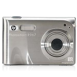 HP Photosmart R967 10MP Digital Camera with 3x Optical Zoom by Hewlett Packard