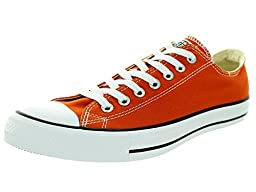 Converse Chuck Taylor All Star Lo Top Roasted Carrot Mens 10/ Womens 12