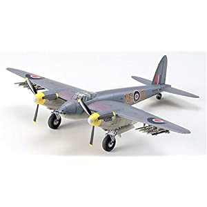 Amazon.com: 60747 1/72 Dehavilland Mosquito FB: Toys & Games