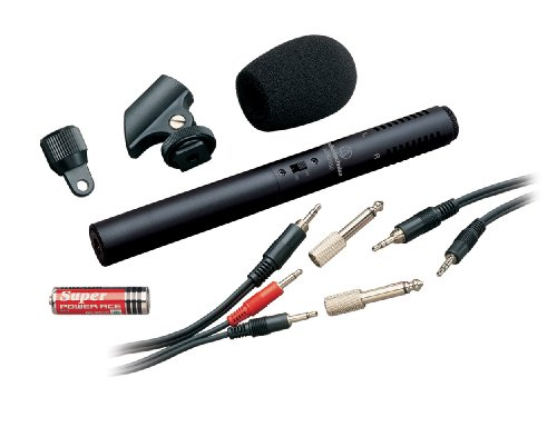 Audio-Technica ATR-6250 Stereo Condenser Vocal/Recording