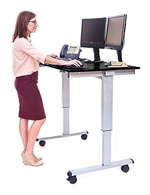 Luxor Stande Height Adjustable Electric Standing Desk 1 Pack