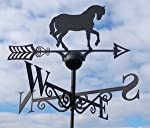 GAP Garden Products Horse Weathervane by Ornamental Weather.